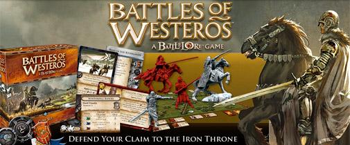 Battles of Westeros